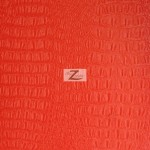 Alligator Embossed Vinyl Faux Leather Pleather Fabric