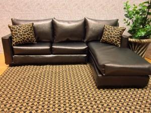 Vinyl Fabric Sofa