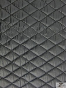 Vinyl Quilted Upholstery Fabric