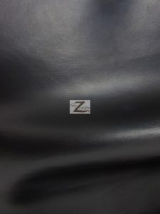 Solid Soft Vinyl Fabric Black