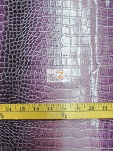 Dragon Gator Upholstery Vinyl Fabric Measurement