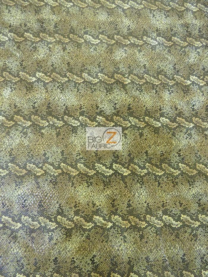 Snake Sopythana Texture Vinyl Fabric