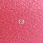 Vinyl Faux Fake Leather Pleather Grain Champion PVC Fabric Pink
