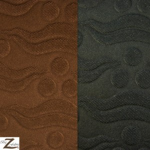 Dot Hurrem Vinyl Faux Fake Leather Pleather Embossed Fabric