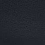 Kentaky Vinyl Faux Fake Leather Pleather PVC Fabric Black