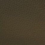 Kentaky Vinyl Faux Fake Leather Pleather PVC Fabric Brown