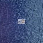 Texture Champion Goya Vinyl Embossed Fabric Navy Blue