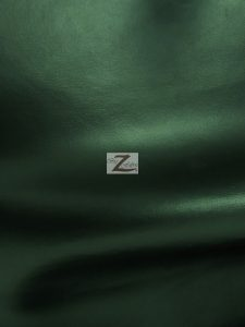 Solid Soft Vinyl Fabric Dark Green
