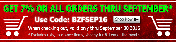 Vinyl Fabric September Discount