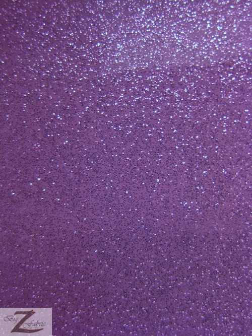 Purple Sparkle Glitter Vinyl Fabric