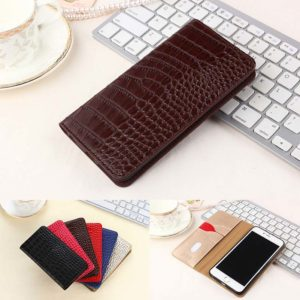 Crocodile Skin Fake Leather iPhone Case